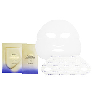 Face mask - Skin tightening & firming cream  VITAL PERFECTION liftdefine radiance face mask Shiseido