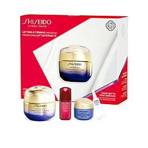 Set cosmética facial VITAL PERFECTION UPLIFTING&FIRMING CREAM LOTE Shiseido