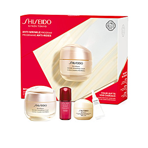 Set cosmétique pour le visage BENEFIANCE WRINKLE SMOOTHING CREAM COFFRET
