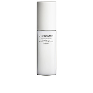 Face moisturizer MEN energizing moisturizer extra light fluid Shiseido