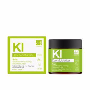Face moisturizer KALE SUPERFOOD nourishing day moisturiser Dr. Botanicals