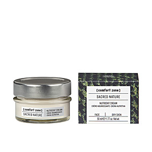 Face moisturizer SACRED NATURE nutrient cream Comfort Zone
