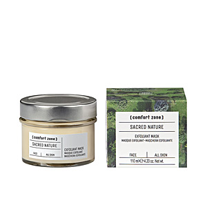 SACRED NATURE exfoliant mask 110 ml