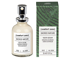 Face moisturizer SACRED NATURE youth serum Comfort Zone