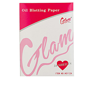 Matifying Treatment Cream OIL BLOTTING paper Glam Of Sweden