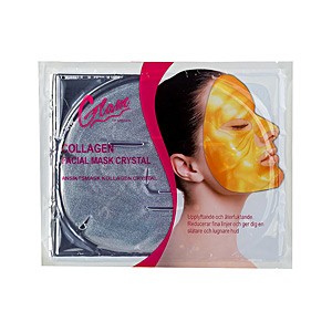Tratamiento Facial Hidratante MASK crystal face Glam Of Sweden
