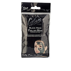Matifying Treatment Cream MASK black head peel off Glam Of Sweden