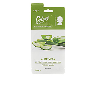 Mascarilla Facial MASK aloe vera facial Glam Of Sweden