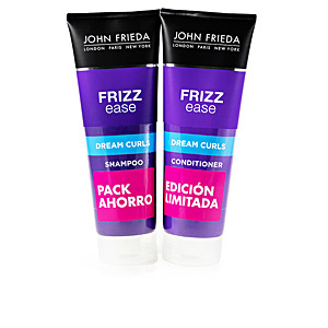 Hair repair conditioner FRIZZ-EASE RIZOS DEFINIDOS SET John Frieda