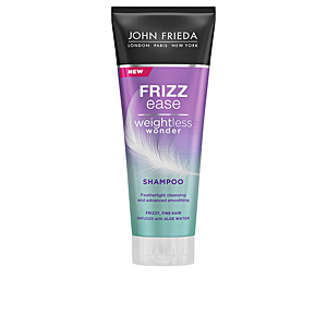 Anti frizz shampoo FRIZZ-EASE weightless wonder champú John Frieda