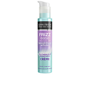 Anti frizz mask FRIZZ-EASE weightless wonder smoothing creme John Frieda