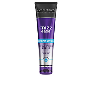 Tratamiento antiencrespamiento FRIZZ-EASE dream curls defining cream John Frieda