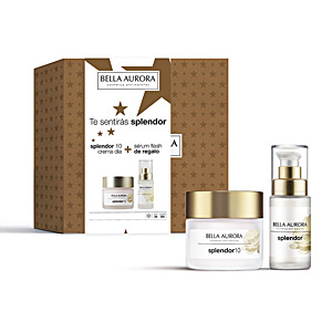 Skincare set SPLENDOR 10 DIA SET Bella Aurora