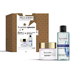 Skincare set SPLENDOR 10 NOCHE SET Bella Aurora