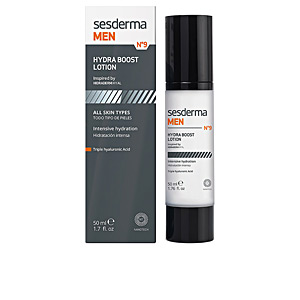 Face moisturizer MEN hydra boost lotion Sesderma
