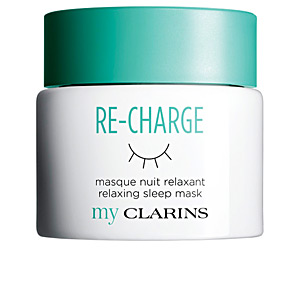 Mascarilla Facial MY CLARINS RE-CHARGE masque nuit relaxant Clarins