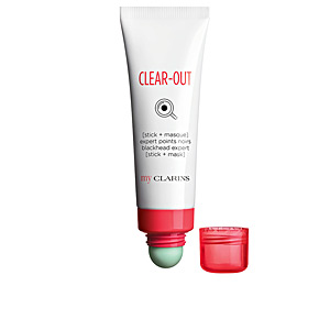 Mascarilla Facial MY CLARINS CLEAR-OUT anti-blackheads stick + mask Clarins
