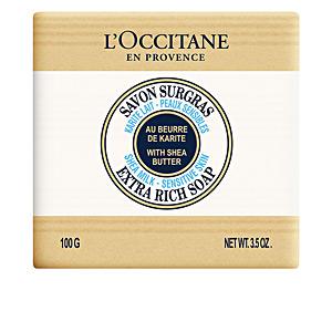 Jabón perfumado - Jabón de manos KARITÉ jabón leche L'Occitane En Provence