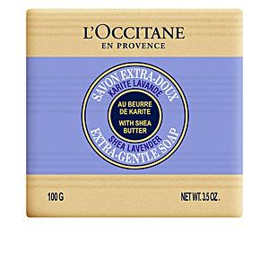 Jabón perfumado - Jabón de manos KARITÉ jabón lavanda L'Occitane En Provence