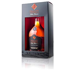 Cognac SOLERA RESERVA brandy de Jerez 15 años
