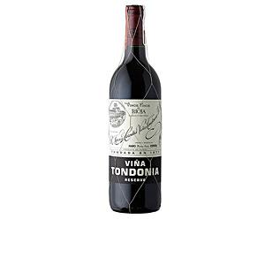 Red wine VIÑA TONDONIA 2008 reserva