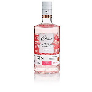 Gin PINK GRAPEFRUIT & POMELO single-estate gin 40% vol Chase Distillery