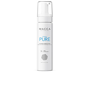 Facial cleanser CLEAN & PURE cleansing foam oily skins Macca