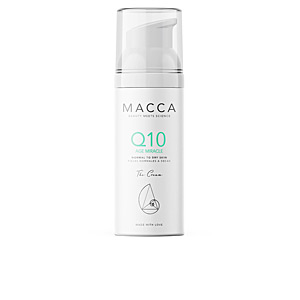 Cremas Antiarrugas y Antiedad - Tratamiento Facial Reafirmante AGE MIRACLE Q10 the cream Macca