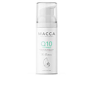 Anti aging cream & anti wrinkle treatment - Skin tightening & firming cream  AGE MIRACLE Q10 the emulsion Macca