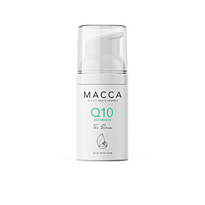 Anti aging cream & anti wrinkle treatment - Skin tightening & firming cream  AGE MIRACLE Q10 the serum Macca