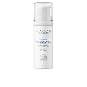 Face moisturizer SUPREMACY HYALURONIC the cream Macca