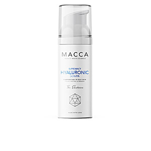 Face moisturizer SUPREMACY HYALURONIC the emulsion Macca