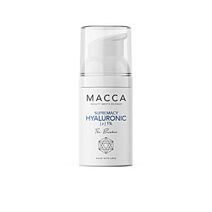 Face moisturizer SUPREMACY HYALURONIC the booster Macca