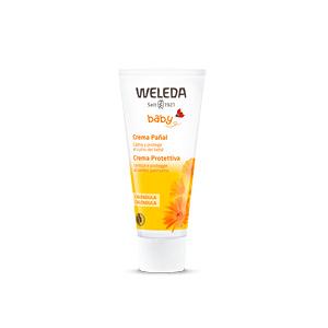 Body moisturiser BABY caléndula crema pañal Weleda