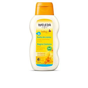 Shower gel BABY caléndula baño de crema Weleda