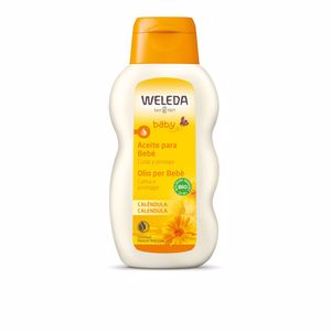 Body moisturiser BABY caléndula aceite para bebé Weleda