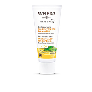 子供の衛生 - 歯磨き粉 ORAL CARE gel dentífrico para niños Weleda