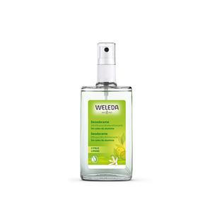 Deodorant CITRUS desodorante 24h eficacia spray Weleda