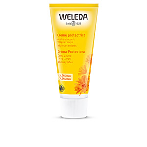 Body moisturiser CALÉNDULA crema protectora Weleda