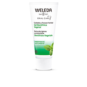 Pasta de dientes ORAL CARE gel dentífrico vegetal Weleda