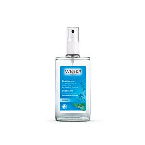 Desodorante SALVIA desodorante 100% origen natural spray Weleda