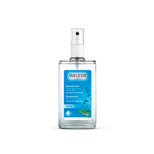 Deodorant SALVIA desodorante 100% origen natural spray Weleda