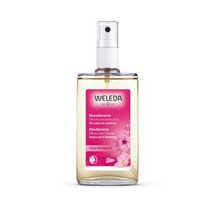 Deodorant ROSA MOSQUETA desodorante 24h eficacia spray Weleda