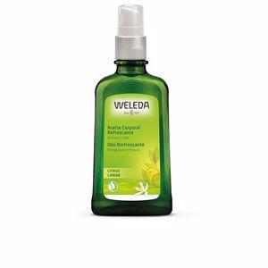 Body moisturiser CITRUS aceite corporal 100 ml Weleda