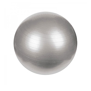 Conditionnement physique GYM BALL #gris 65 cm