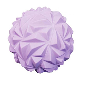 Sportliche Erholung BOLA de masaje #púrpura Sveltus