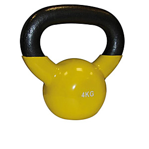 Dumbbells and kettlebells KETTLEBELL 4 kg