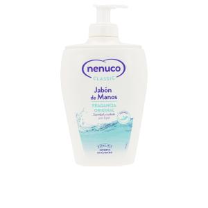 Hand soap CLASSIC jabón de manos fragancia original Nenuco