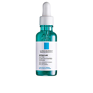 Acne Treatment Cream & blackhead removal - Matifying Treatment Cream EFFACLAR DUO(+) serum La Roche Posay