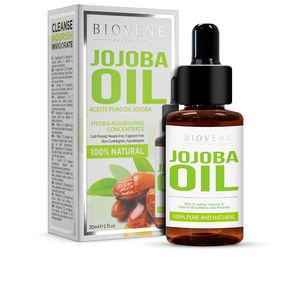 Trattamento viso idratante JOJOBA OIL hydra-nourishing concentrate 100% pure Biovene